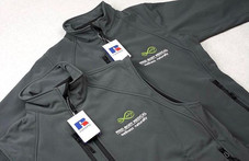 Winter Supplies! Soft shell jackets and