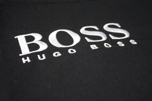 Hugo Boss Logo Embroidery