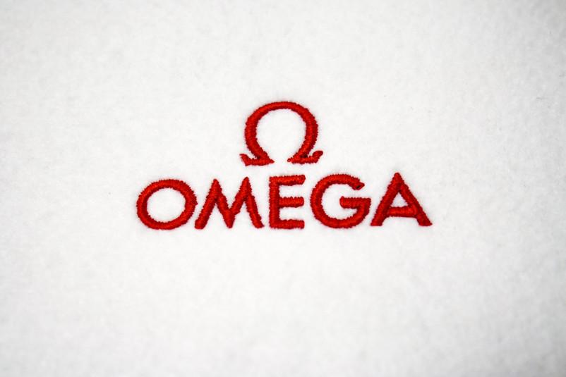 Omega embroidery