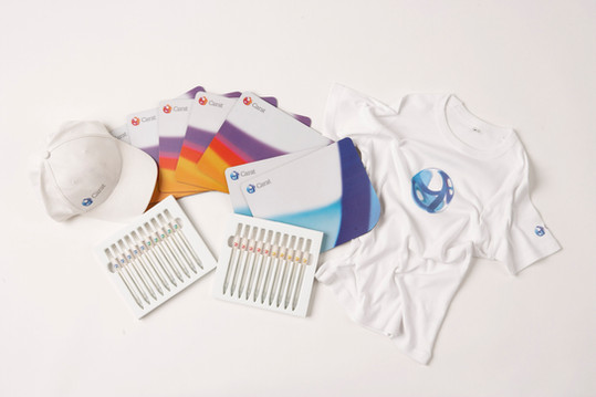 Carot merchandise embroidery and print