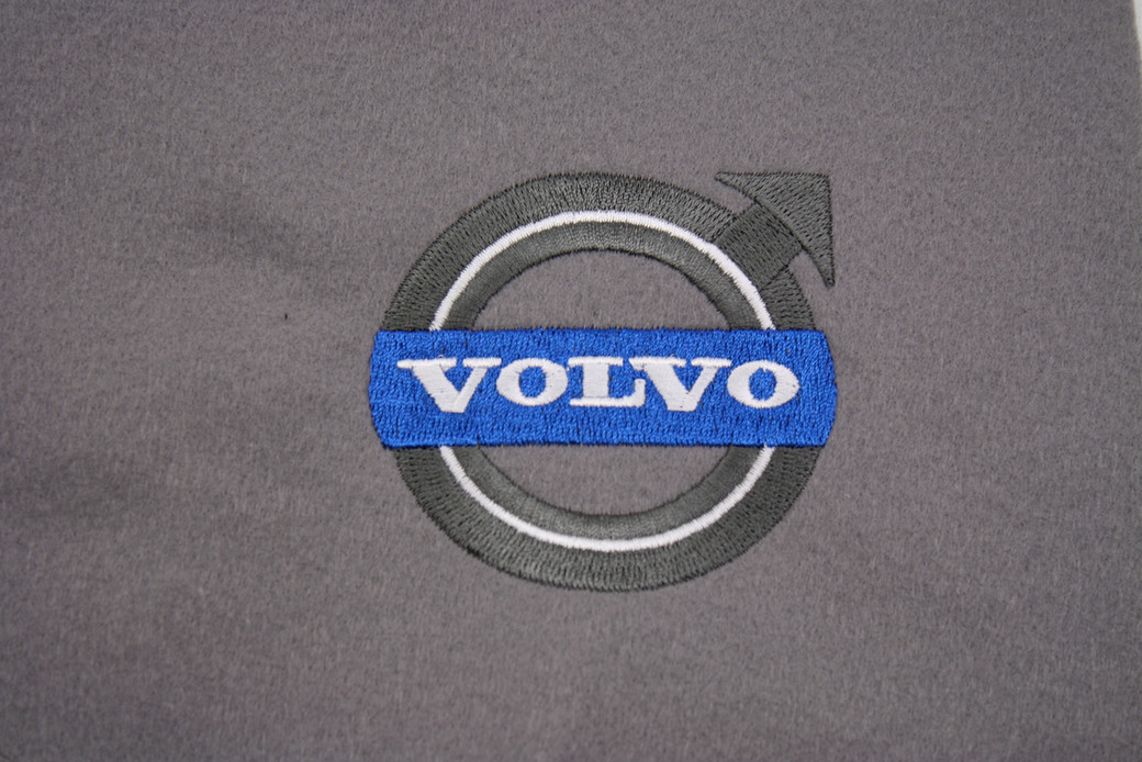 Volvo Cars embroidered logo