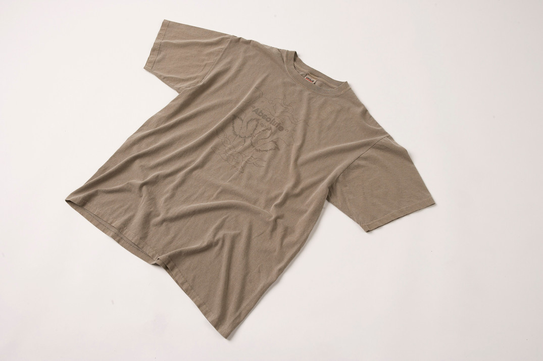 Printed uniform tee