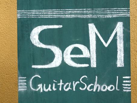 SeM Guitar School オープン!