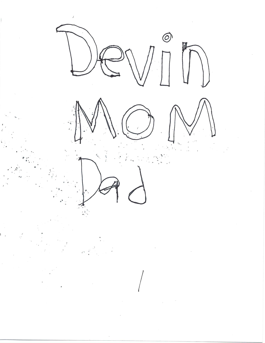 DEVIN M - GREETING CARD