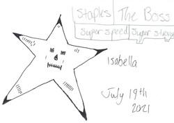 ISABELLA WEEK 3 - BELLA HAS BECOME A BOSS