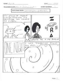 ANNA COMIC PAGE 5