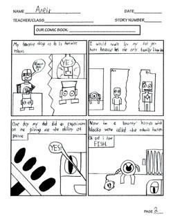 ANIER COMIC PAGE 2