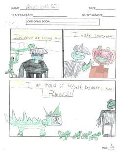 AMIR- COMIC PAGE 3