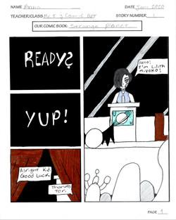 ANNA COMIC PAGE 1