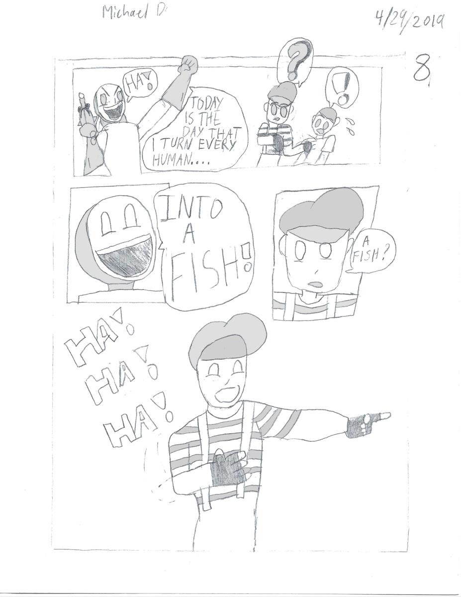 MICHAEL D Page 8