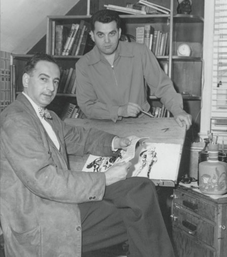 Joe and Jack