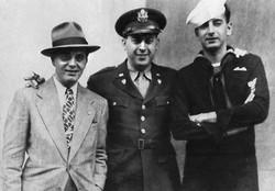 Joe Simon Jack Kirby and Captain Alfred Harvey