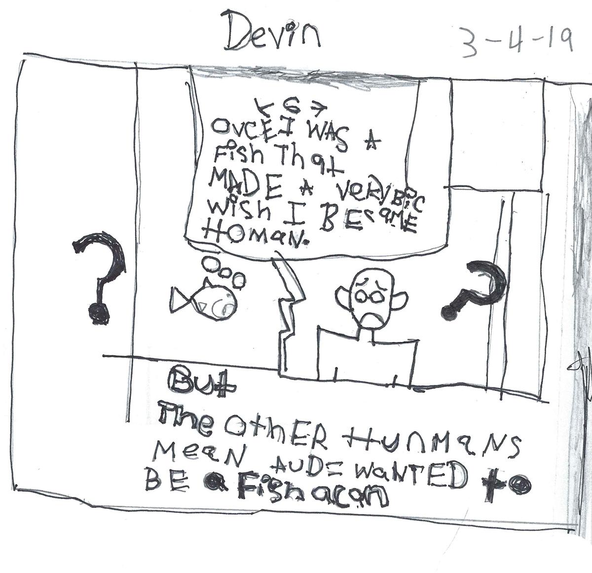 DEVIN M 1