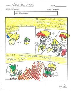 RYAN- COMIC PAGE 2