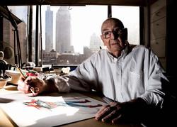 Legendary Comic Book Man, Joe Simon