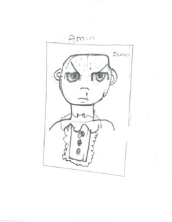 AMIR- ELEVEN PORTRAIT