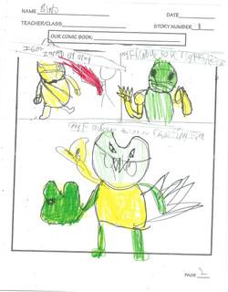 GINO- COMIC PAGE 2