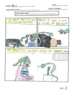 AMIR- COMIC PAGE 2