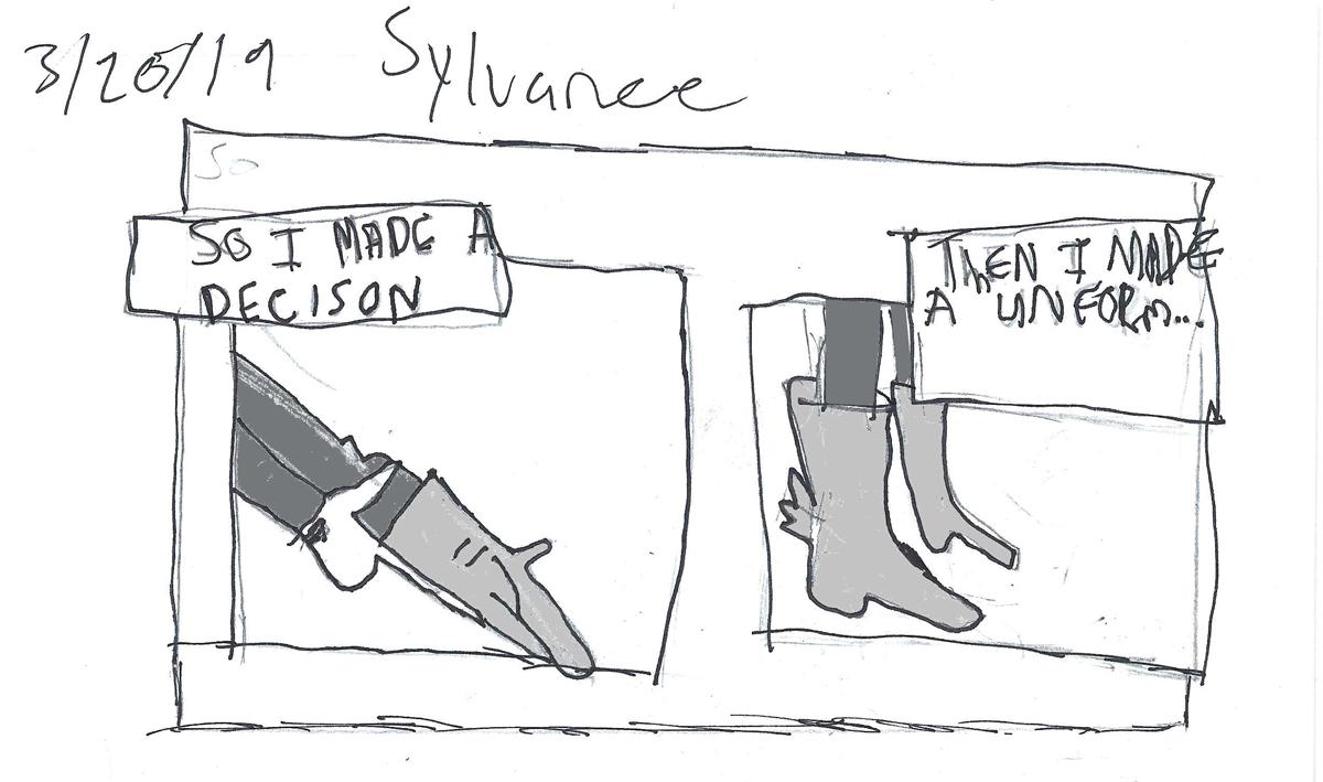 SYLVANEE R 1