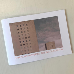 Yam Cams photobook front cover