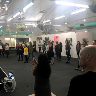 League of Extraordinary Women Seminar held at One Roof Melbourne