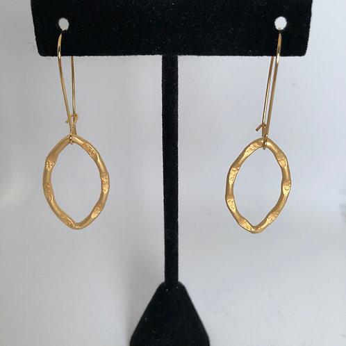 """2"""" drop earrings"""