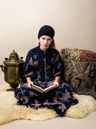 Girl with Semivar - Vogue Italia Photovogue