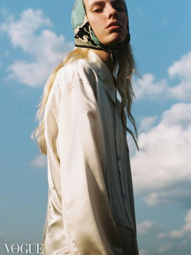 Elaine - Vogue Italia Photovogue