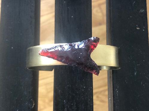 Arrowhead cuff