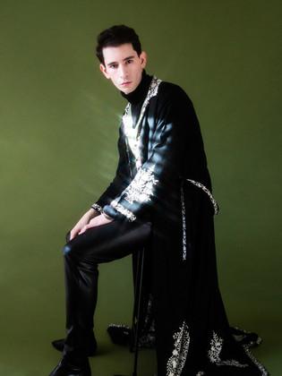 Vogue Italia: Garrettt