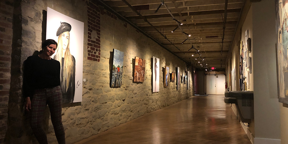 Rockwall exhibit