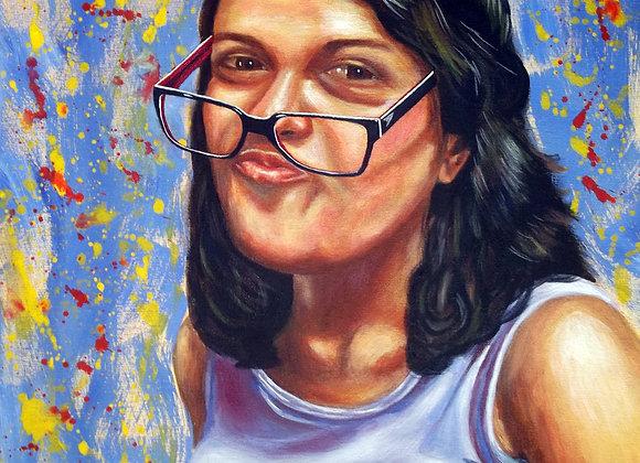 Customized Portrait