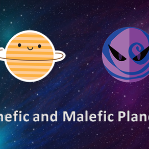Functional Benefic, Malefic & Neutral Planets