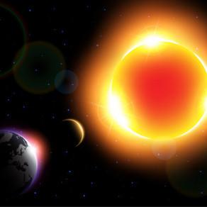Annular Solar Eclipse on 21st June 2020 in Mrigashira nakshatra