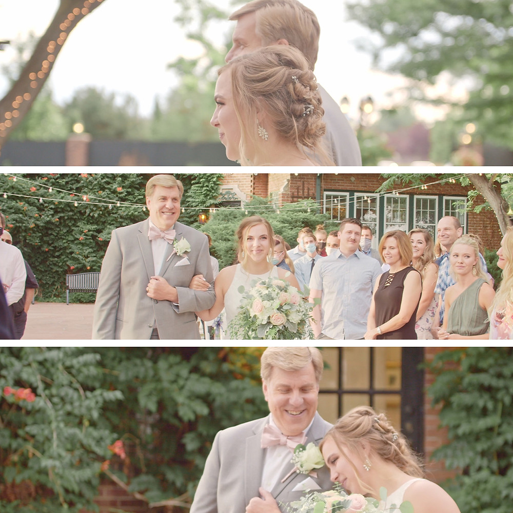 Lionsgate Event Center wedding video