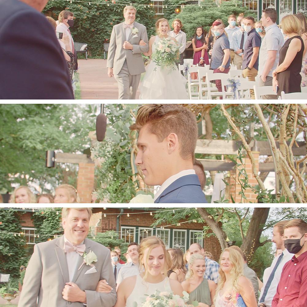 Lionsgate Event Center Dove House Wedding video