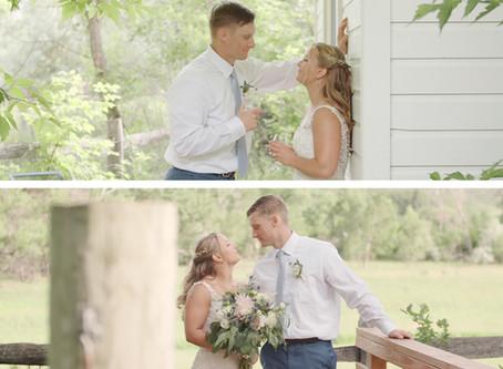 Rist Canyon Inn Wedding | Video Feature