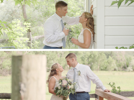 Rist Canyon Inn Wedding | Video Feature