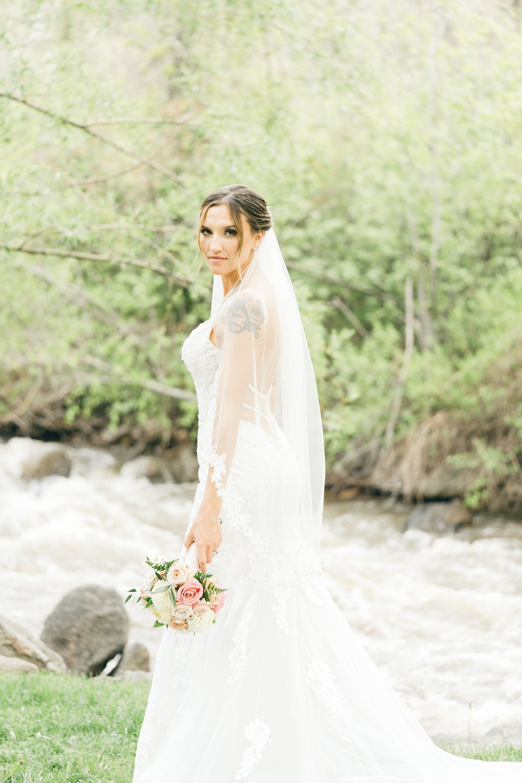 Wedgewood Boulder Creek spring wedding photography