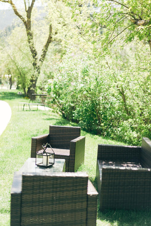 Wedgewood Boulder Creek spring wedding