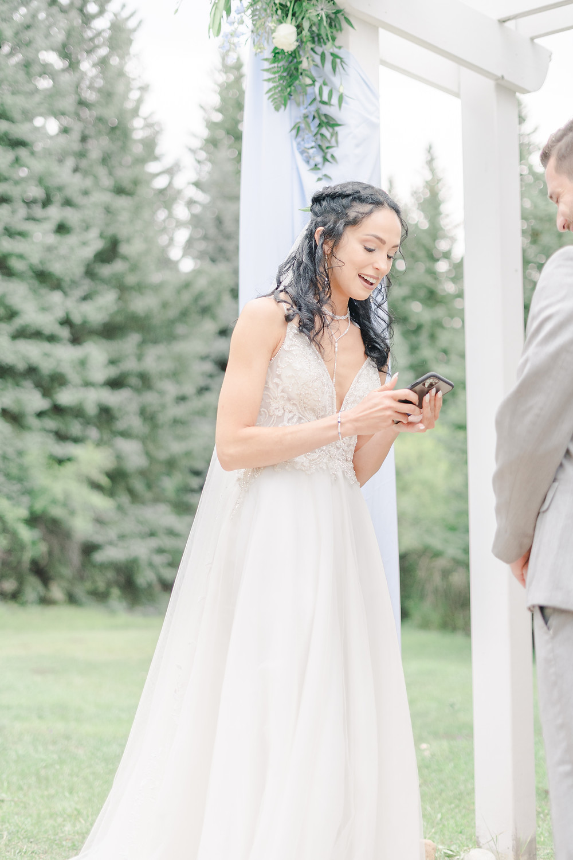 Mountain View Ranch Wedgewood Wedding