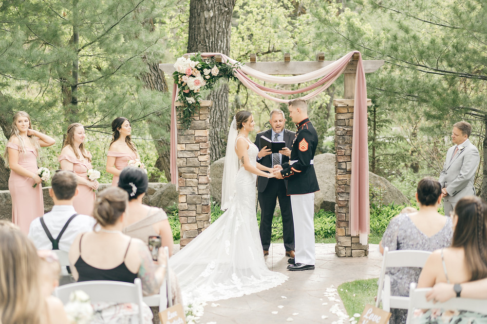 Wedgewood Boulder Creek wedding photographer