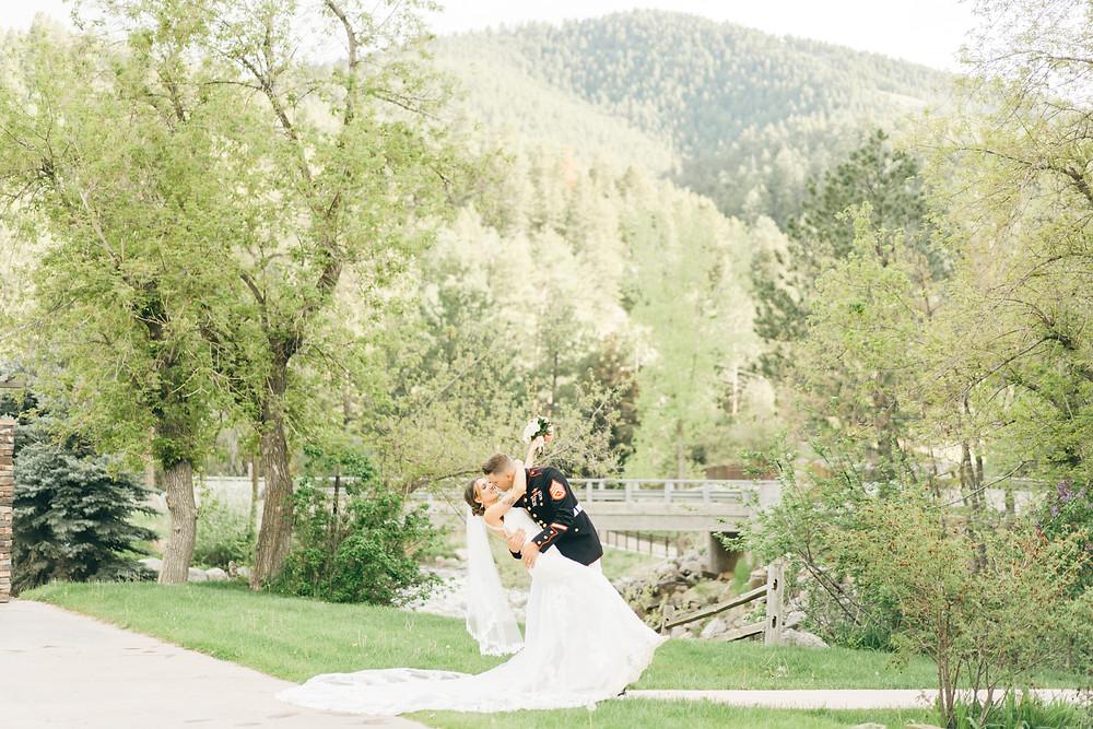 Boulder Creek Wedgewood Weddings photography