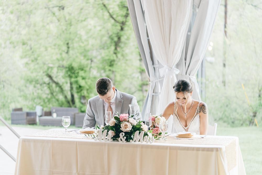 Boulder Creek Wedgewood wedding photos