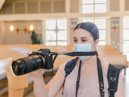 Thoughts From a Wedding Photographer During COVID-19