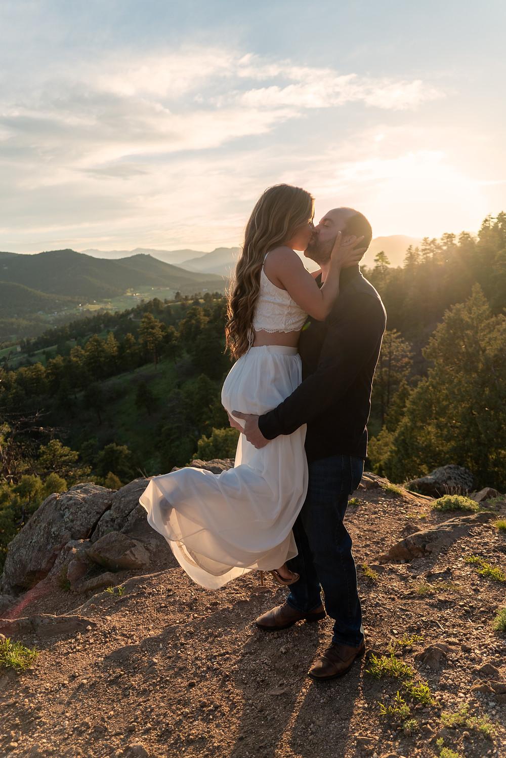 Wedding photographer in Denver, Colorado