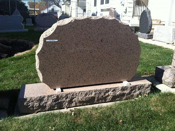 #1151 Scalloped Osage Oval