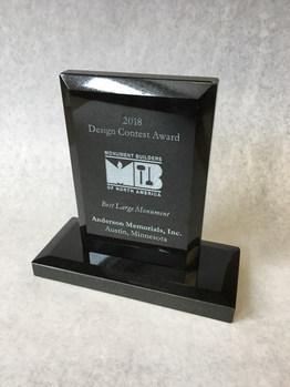 2018 Design Contest Award