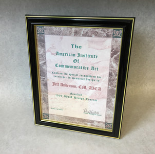 1999 AICA Design Contest Finalist
