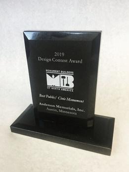 2019 Design Contest Award